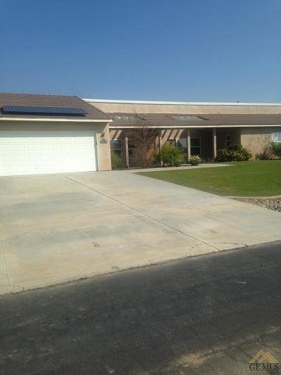 Arvin Single Family Home For Sale: 3900 Blue Loop Lane
