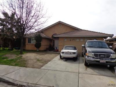 Arvin Single Family Home For Sale: 309 Zimmerman Street