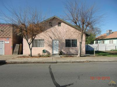 Wasco Multi Family Home For Sale: 1053 F Street