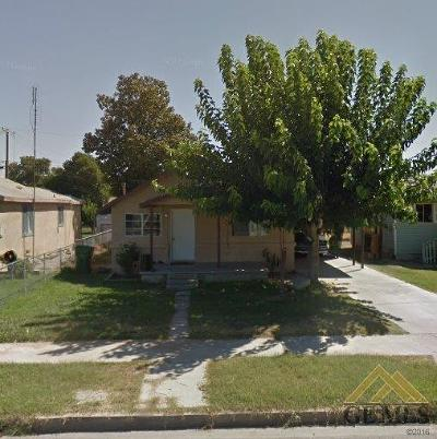 Wasco Multi Family Home For Sale: 1923 2nd Street
