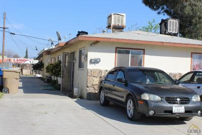 Lamont Multi Family Home For Sale: 11017 Santa Ana Street