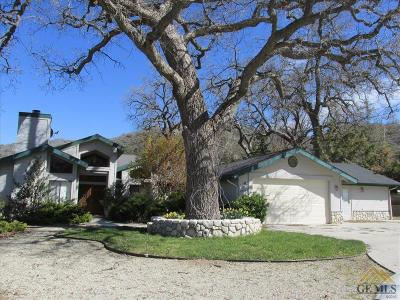 Tehachapi Single Family Home For Sale: 26860 Echo Court