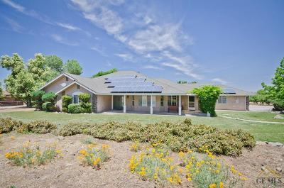 Tehachapi Single Family Home For Sale: 22371 Banducci Road