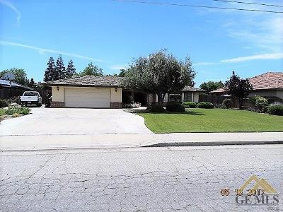 Bakersfield Single Family Home For Sale: 12009 Palm Avenue