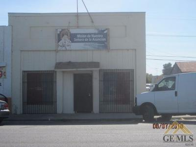 Pixley CA Commercial For Sale: $115,000