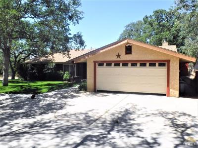 Tehachapi Single Family Home For Sale: 20951 La Barranca Avenue