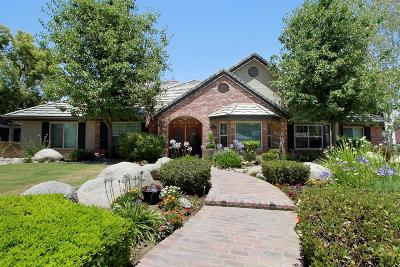 Bakersfield Single Family Home For Sale: 12200 Red Rose Way