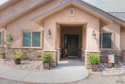 Tehachapi Single Family Home For Sale: 24780 Paramount Drive
