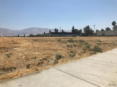 Arvin Residential Lots & Land For Sale: Comanche Drive