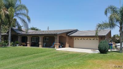 Bakersfield Single Family Home For Sale: 16200 Brimhall Road