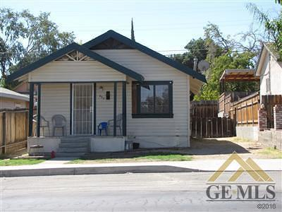 Taft Single Family Home For Sale: 423 A Street