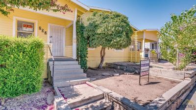 Taft Multi Family Home For Sale: 209 D Street