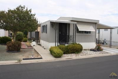 Bakersfield Mobile Home For Sale: 8500 Kern Canyon Road #117