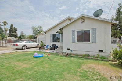 Wasco Single Family Home For Sale: 1131 8th Place