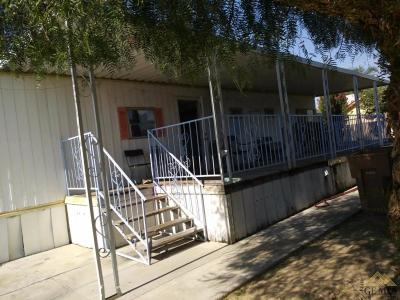 Bakersfield Mobile Home For Sale: 420 Oswell Street #34