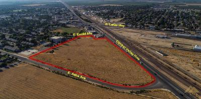 Shafter Residential Lots & Land For Sale: Apn 028-180-46 Central Valley Highway