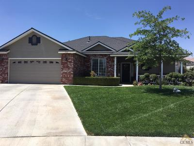 Tehachapi Single Family Home For Sale: 1333 Scarlet Oak Drive