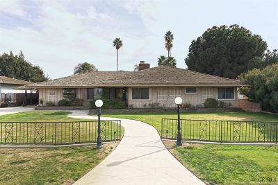 Bakersfield Single Family Home For Sale: 425 Panorama Drive