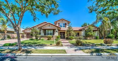 Bakersfield Single Family Home For Sale: 13206 Da Vinci Drive