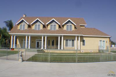 Bakersfield Single Family Home For Sale: 7014 De Meo Street