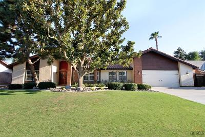 Bakersfield Single Family Home For Sale: 13105 San Simeon Avenue