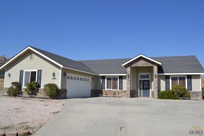 Tehachapi Single Family Home For Sale: 21200 Pegasus Street