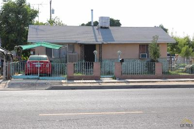 Delano Single Family Home For Sale: 1219 Glenwood Street