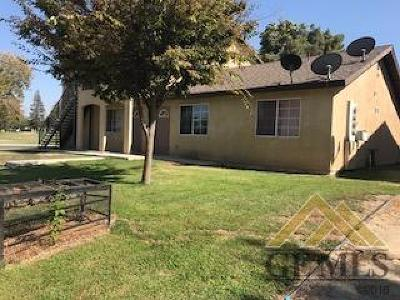 Wasco Multi Family Home For Sale: 2745 Central Park Drive
