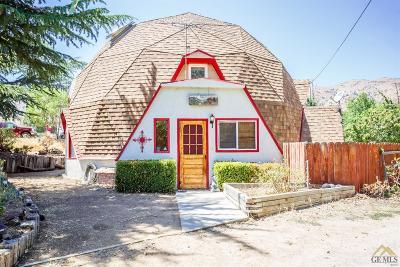 Tehachapi Single Family Home For Sale: 21001 Country Club Drive