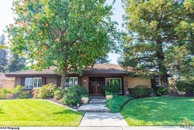 Bakersfield Single Family Home For Sale: 7019 Weldon Avenue