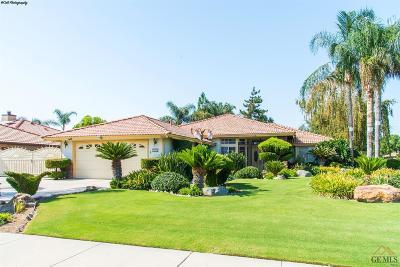 Bakersfield Single Family Home For Sale: 3500 Stonecreek Avenue