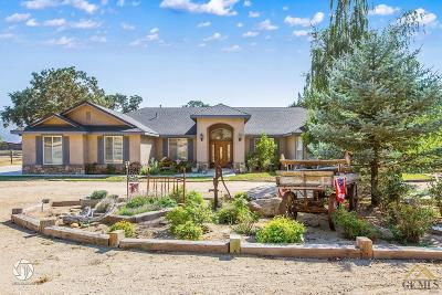 Tehachapi Single Family Home Active-Contingent: 24001 Martingale Way