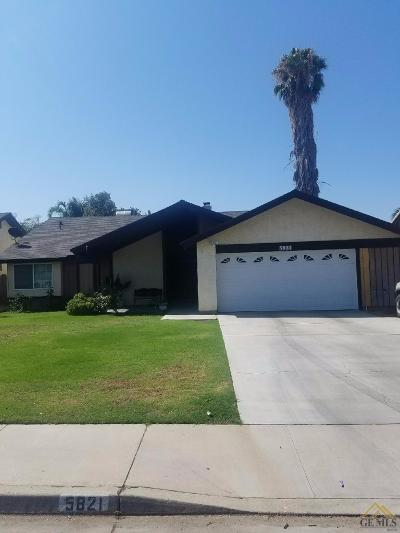 Bakersfield Single Family Home For Sale: 5821 College Avenue