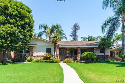 Bakersfield Single Family Home For Sale: 2520 Emerald Street