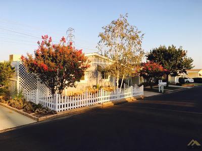 Bakersfield Manufactured Home For Sale: 228 Par Lane