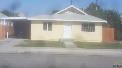 Shafter Single Family Home For Sale: 219 California Avenue