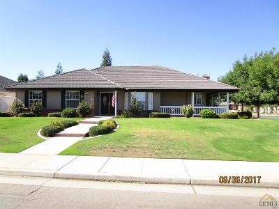 Bakersfield Single Family Home For Sale: 11502 Martinsville Avenue