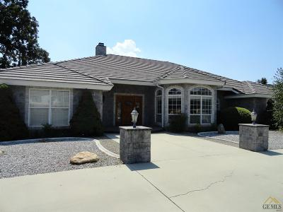 Tehachapi Single Family Home For Sale: 28850 Shannon Court
