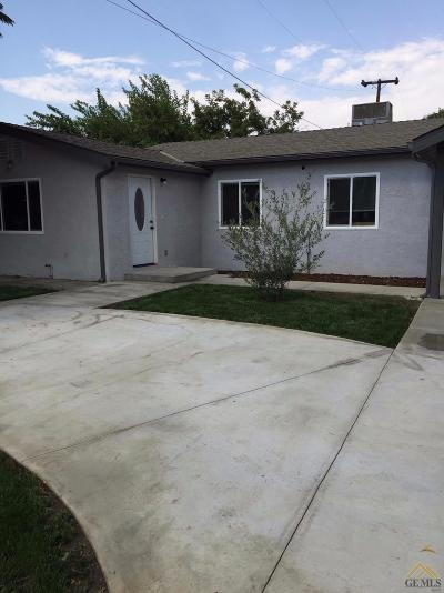 Arvin Single Family Home For Sale: 1316 Haven Dr.