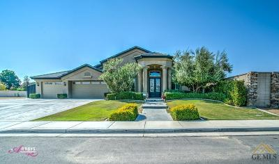 Bakersfield Single Family Home For Sale: 13601 Coco Palm Court