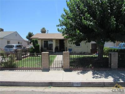 Bakersfield Single Family Home For Sale: 1105 Wilson Avenue