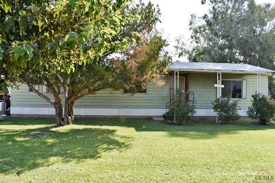 Bakersfield Manufactured Home For Sale: 12401 Colene Street
