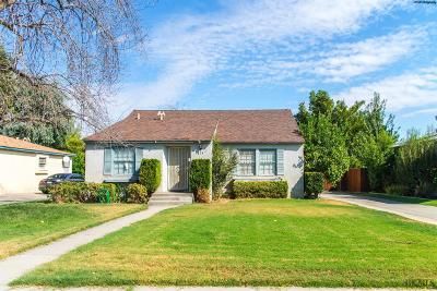 Bakersfield Single Family Home For Sale: 2624 Dracena Street