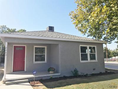 Bakersfield Single Family Home For Sale: 2205 Edwards Avenue