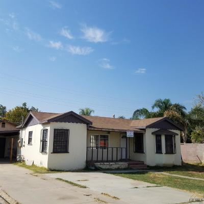 Bakersfield Multi Family Home For Sale: 418 Beverly Drive