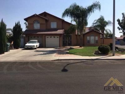 Delano Single Family Home For Sale: 1836 Poplar Avenue