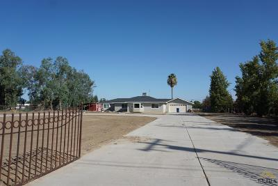Bakersfield Single Family Home For Sale: 18852 Palm Avenue