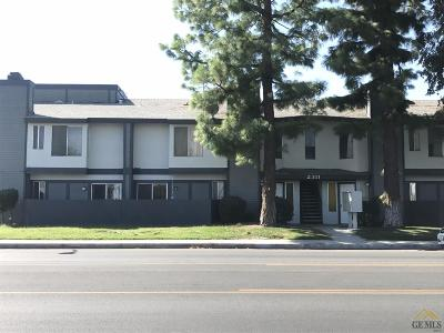 Bakersfield Single Family Home For Sale: 2311 Planz Road #1
