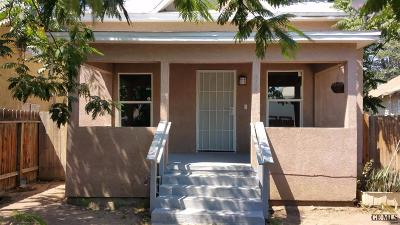 Bakersfield Single Family Home For Sale: 806 Niles Street