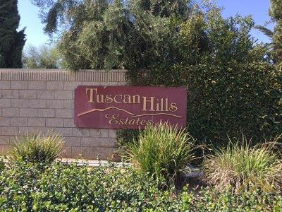 Bakersfield Residential Lots & Land For Sale: 9220 Val Di Chiana Drive